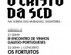 O CRISTO DA SCD