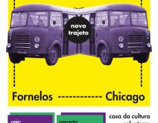 Ceia-Concerto: Chicago-Fornelos
